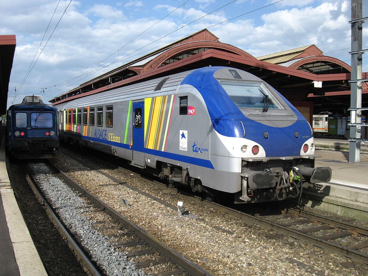 Поезд из аэропорта Ниццы в город