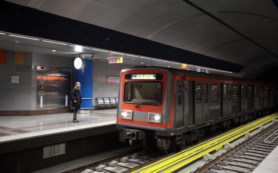 Как ехать на метро из аэропорта Афин