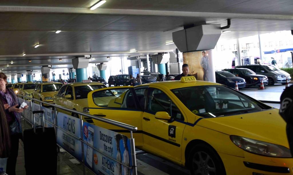 Индивидуальный трансфер из аэропорта Афин