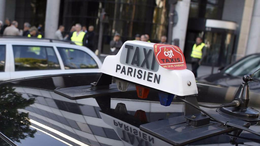Такси из Парижа в Диснейленд