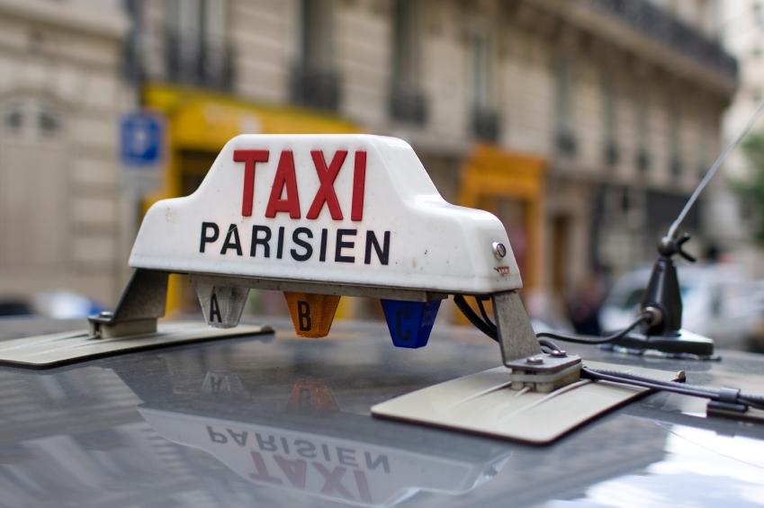 Такси из аэропорта Орли