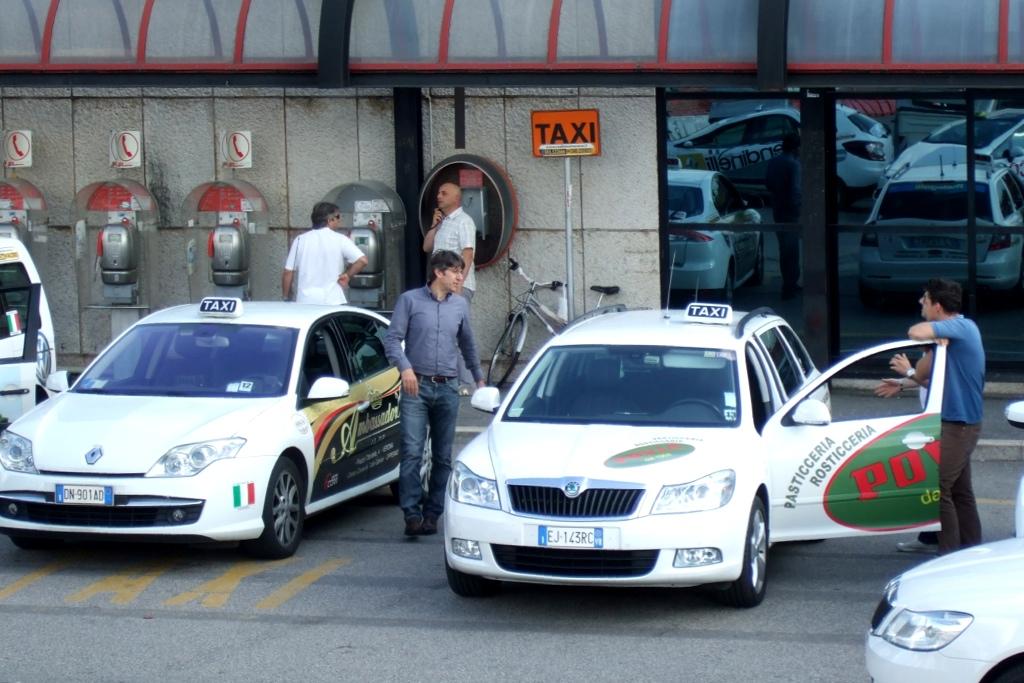 Такси из аэропорта Вероны до отеля