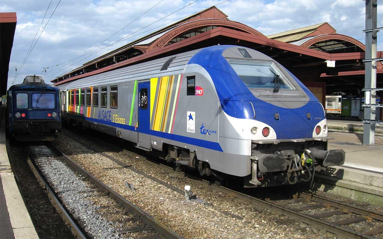 Train Express Régional