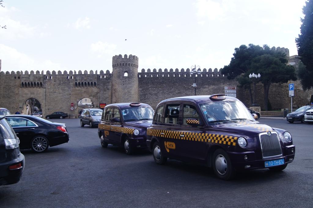 Такси из аэропорта Баку в отель или в город