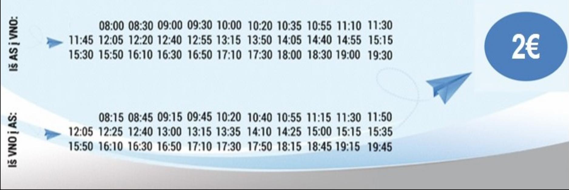 Расписание маршрутки Toks