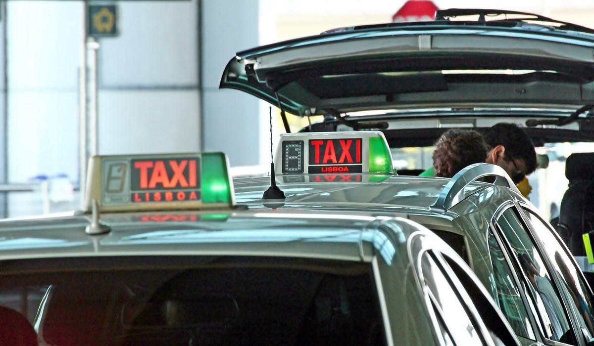 Такси из аэропорта Лиссабона