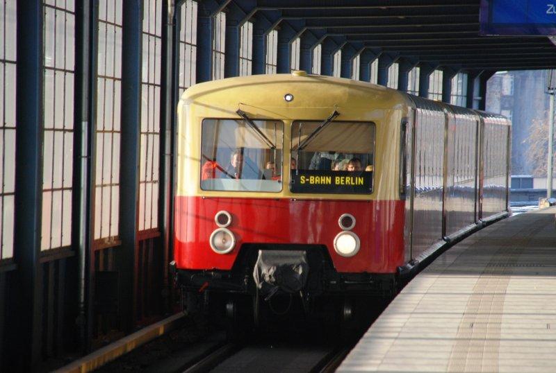 ЭлектричкиS-Bahn