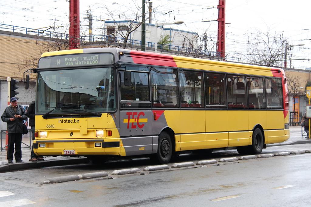 Автобусы TEC
