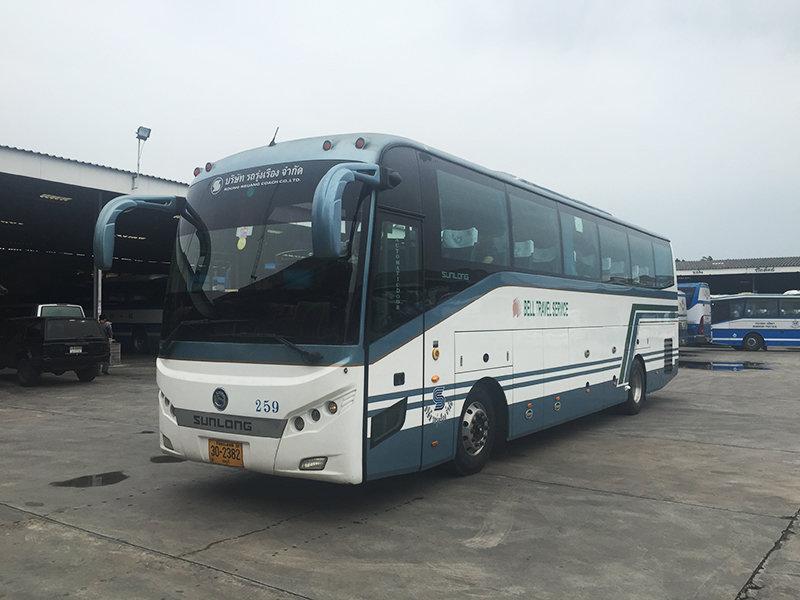 Bell Travel Service в аэропорту Бангкока