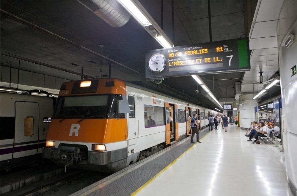 Поезд из Барселоны в Калелью