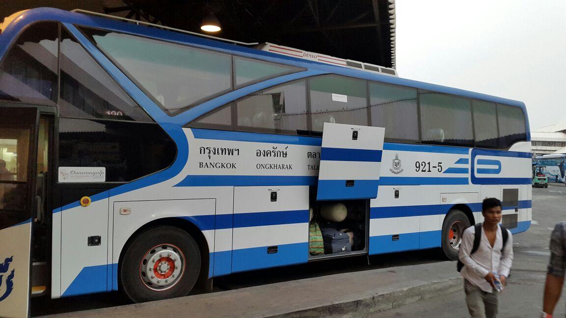 Автобус из Бангкока в Камбоджу