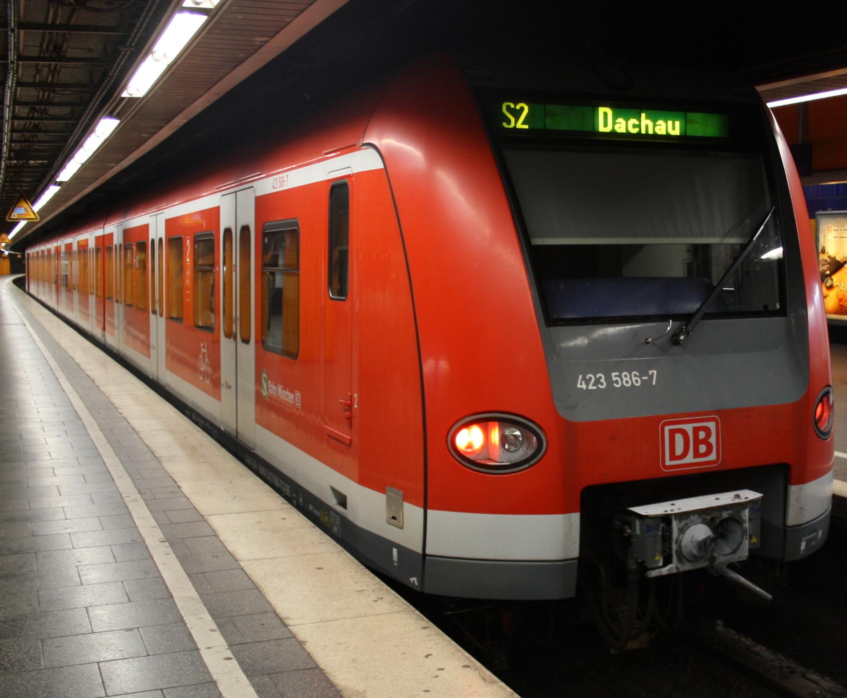 Поезда S-Bahn