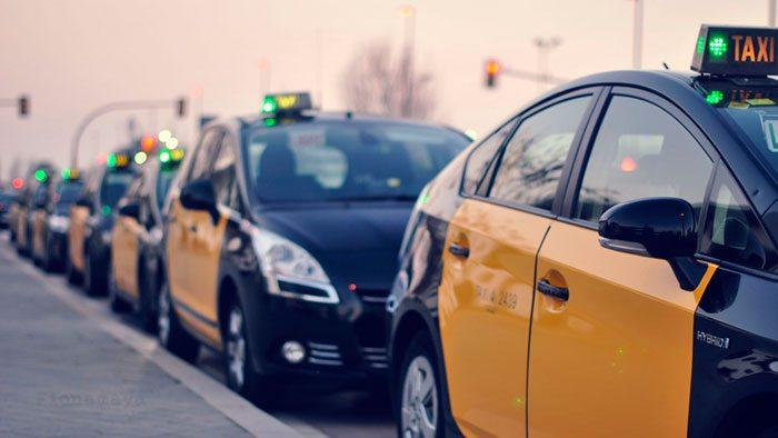 Такси из Барселоны в Калелью