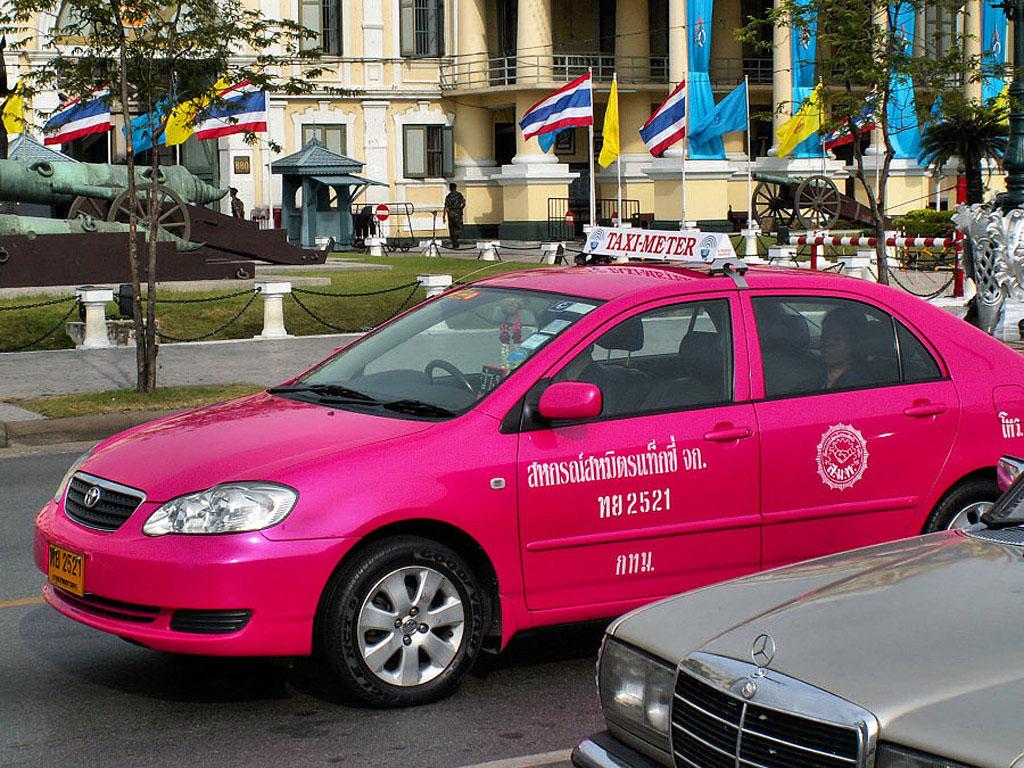 Такси из Бангкока в Камбоджу