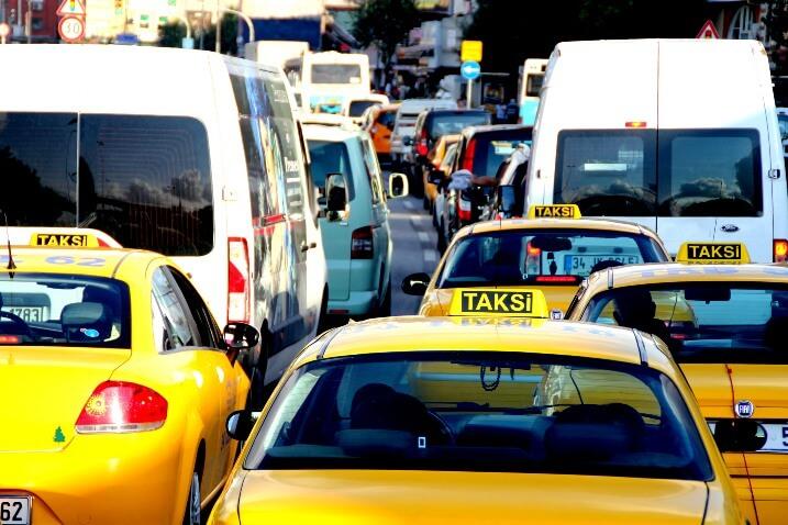 Такси из аэропорта Сабиха Гекчен до Стамбула