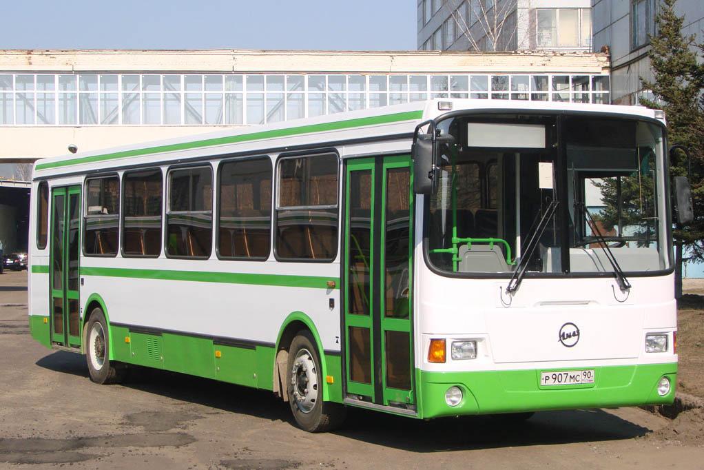 Автобус из Санкт-Петербурга в Пушкин