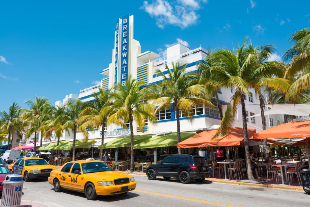 Такси из аэропорта Майами в город