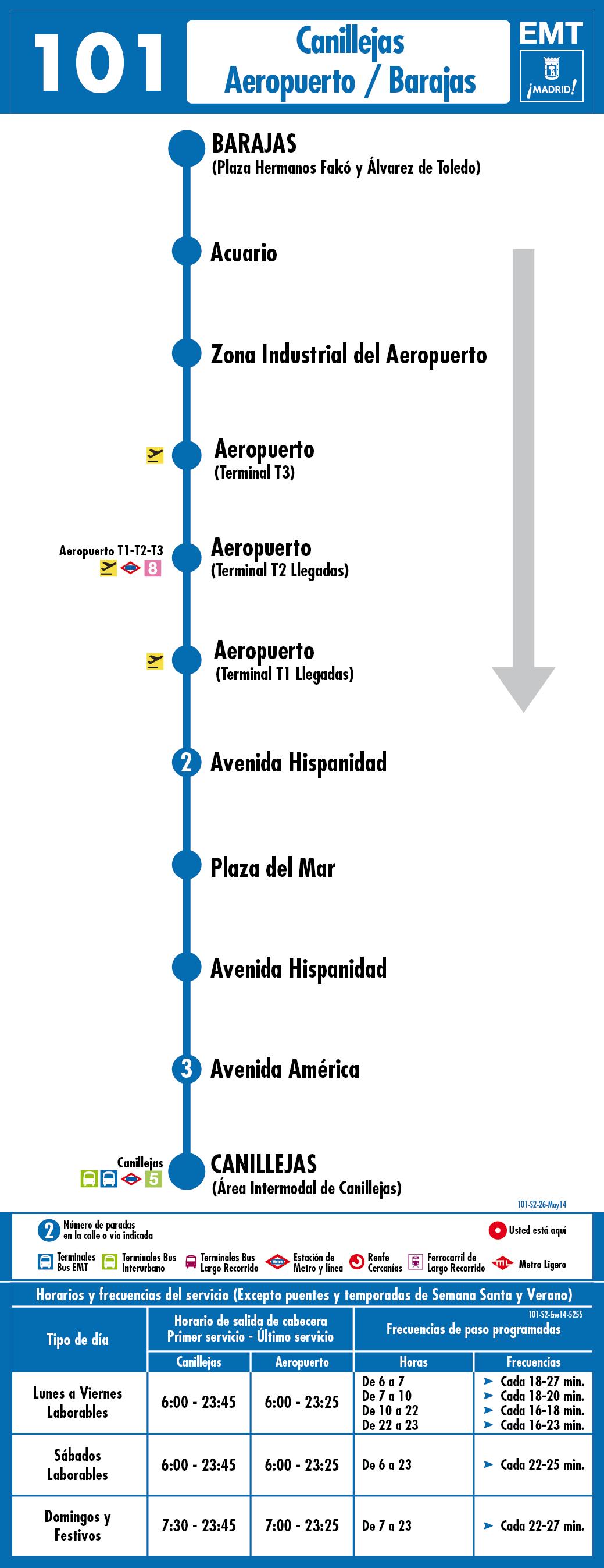 Автобус №101 маршрут