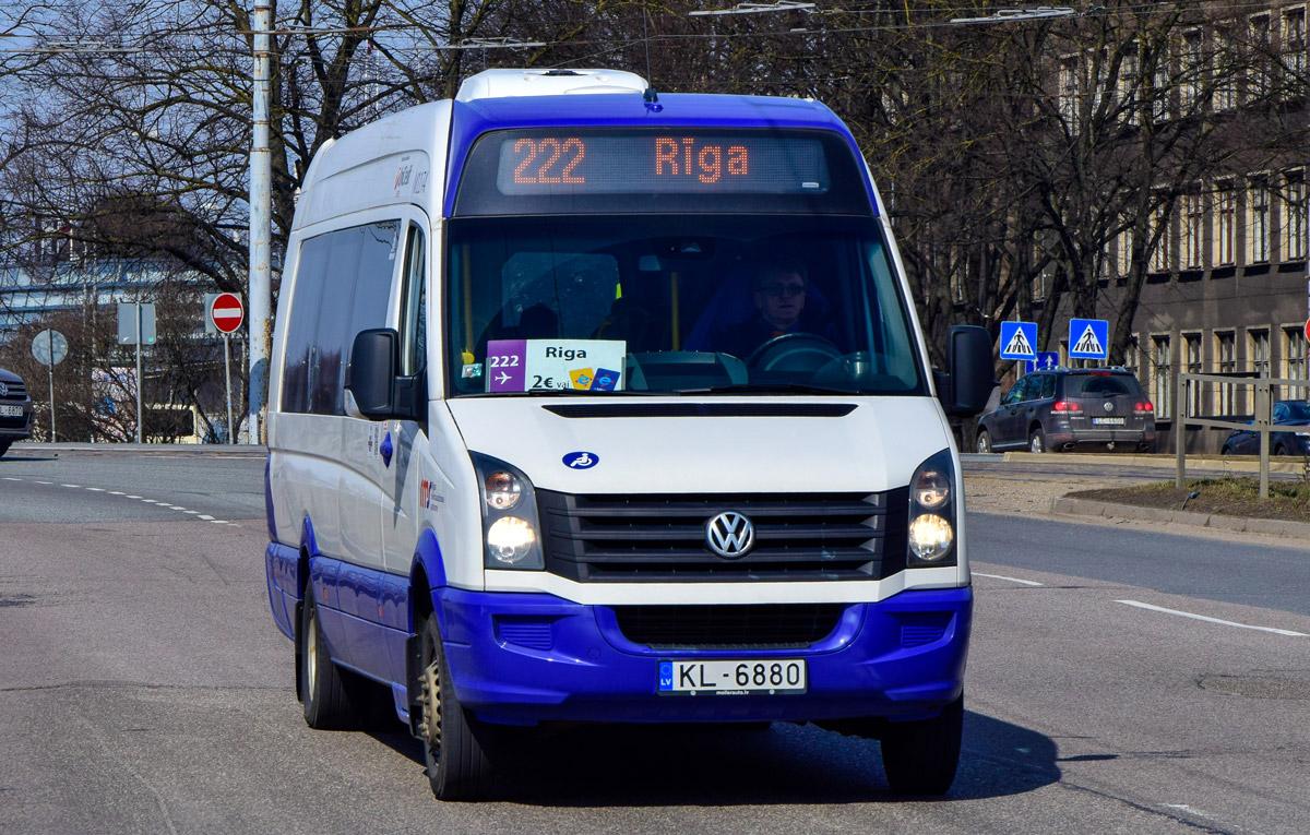 Маршрутка из аэропорта Риги в город