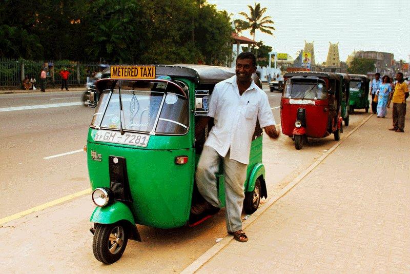 Такси из аэропорта Шри-Ланки в Коломбо