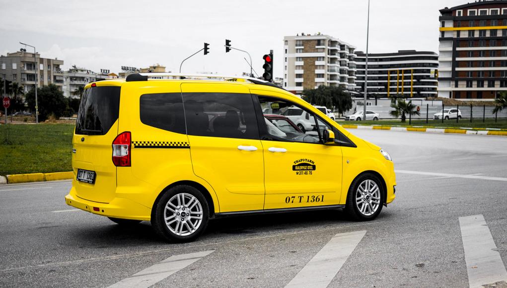 Такси из аэропорта Анталии до Бельдиби