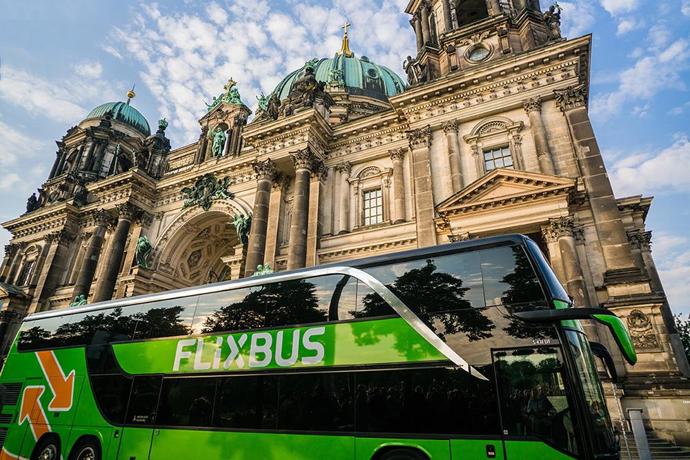 Автобус из Вены в Зальцбург