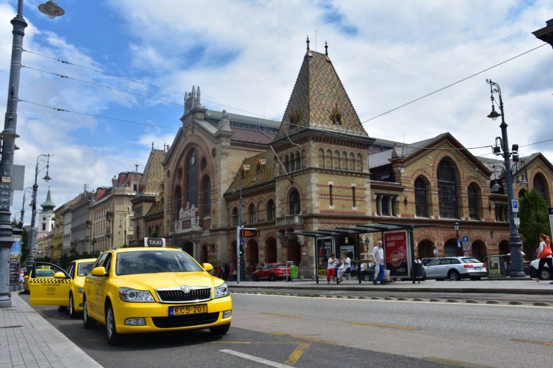 Такси из Братиславы в Вену