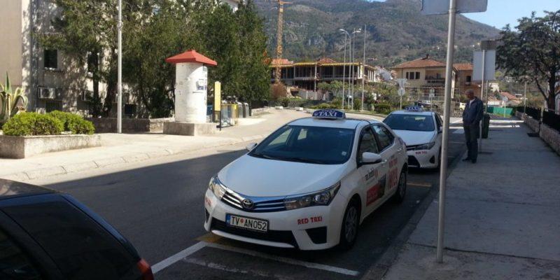 Такси из аэропорта Тиват в Петровац