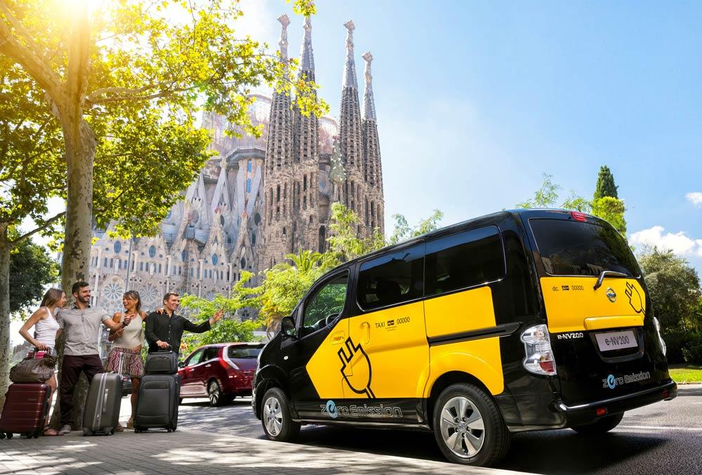 Такси из Барселоны в Салоу