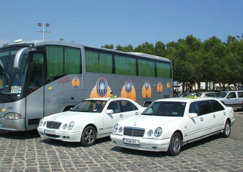 Такси из аэропортаЛарнаки вАйя-Напу