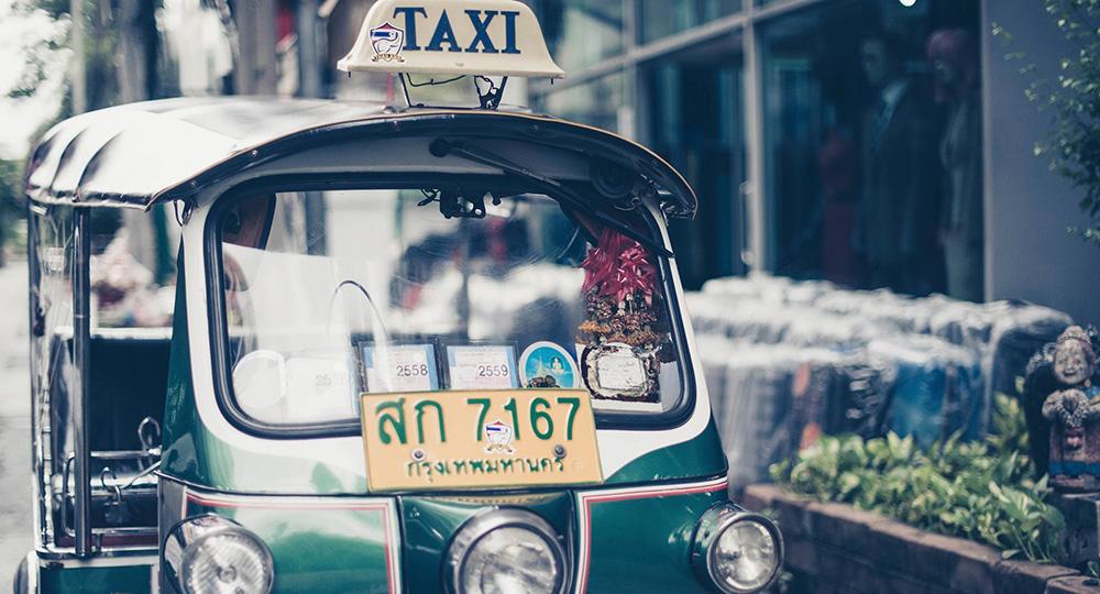 Такси из Пхукета в Краби