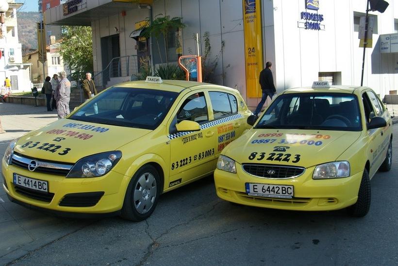 Такси из Бургаса в Варну