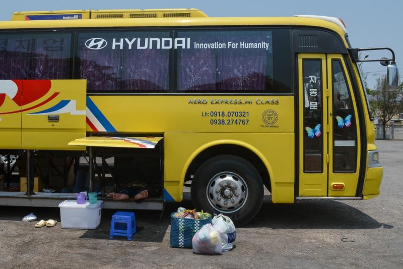 Автобусиз Хошимина в Нячанг