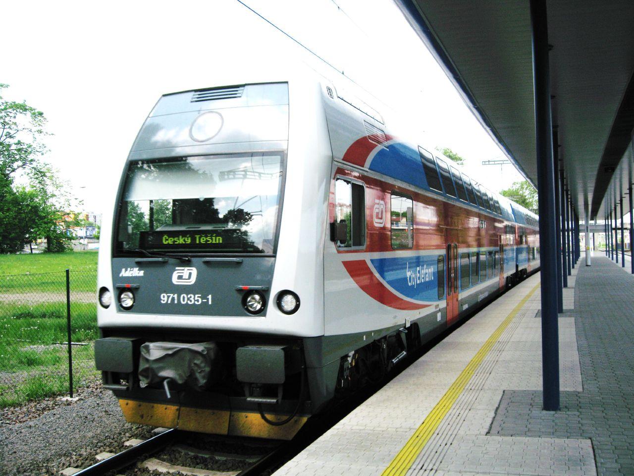 Как добраться из Праги в Вену на поезде
