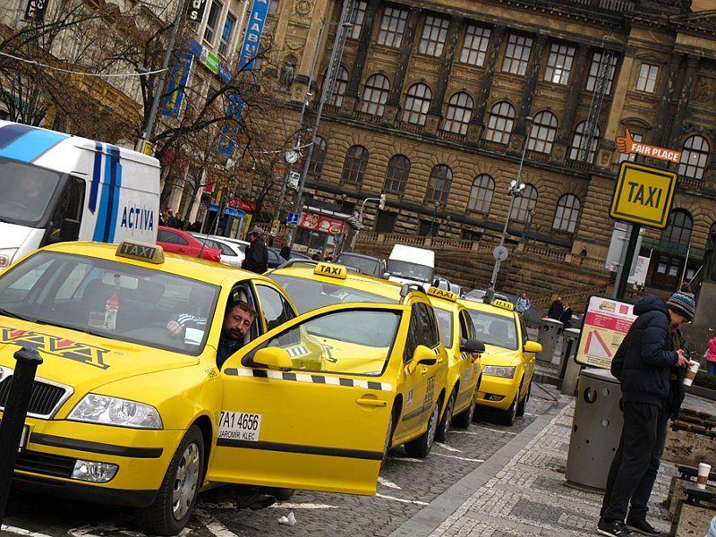 Такси из Праги в Вену