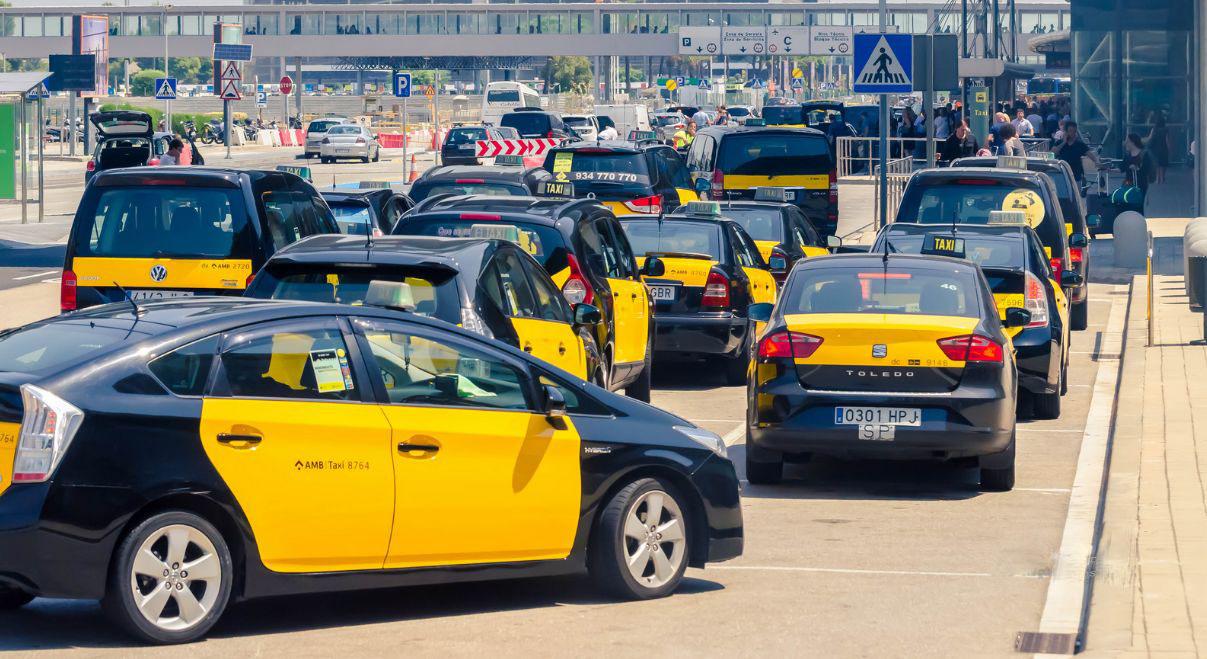 Такси из Барселоны вПорт Авентура