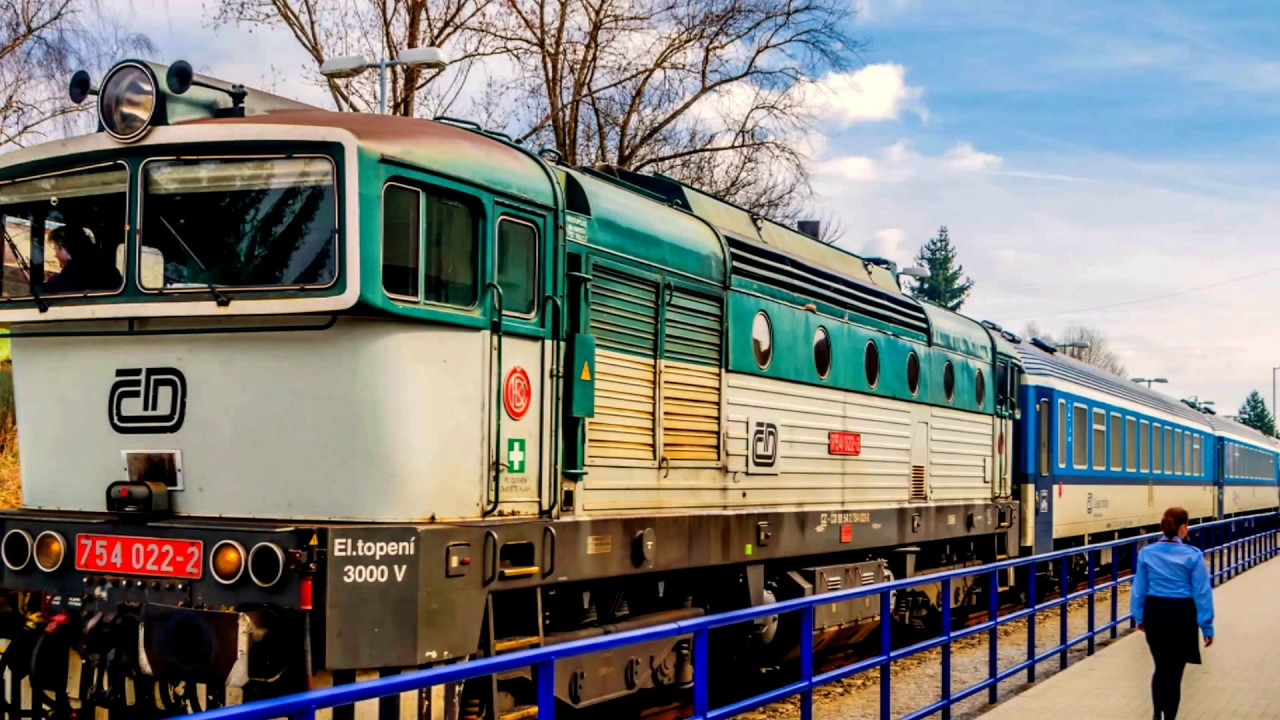 Из Праги вЧешский Крумлов на поезде