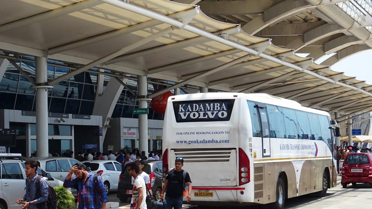 Автобусот аэропортаДаболим до Канакона