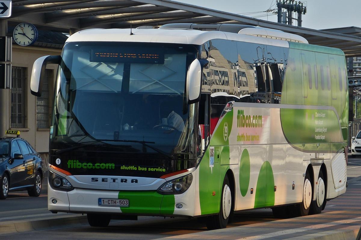Автобус Брюссель - Брюгге