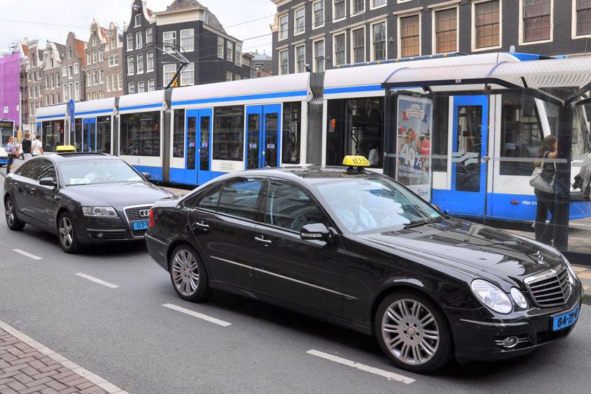 Такси Амстердам в Брюссель