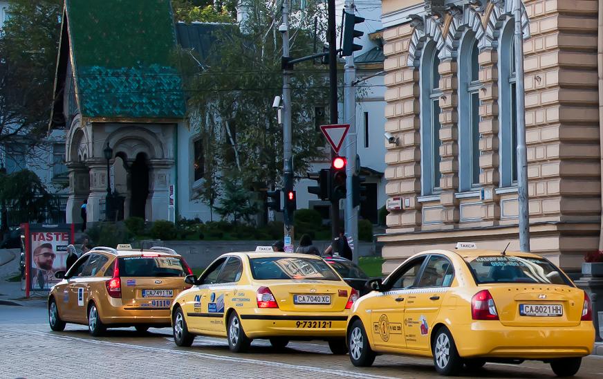 Такси из аэропорта Бургаса в Стамбул