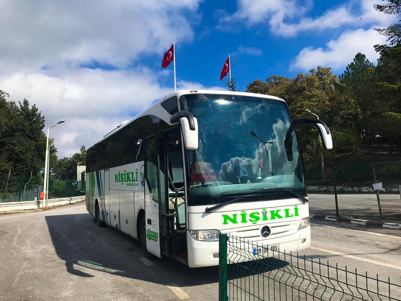 Из Бургаса в Стамбул на автобусе