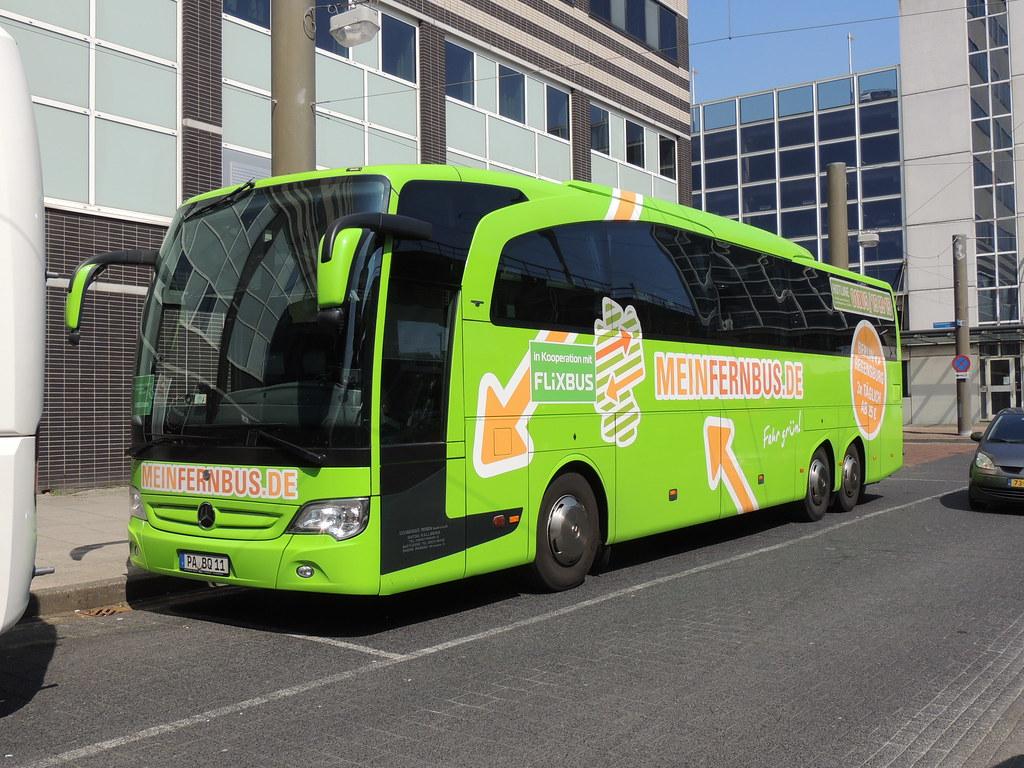 Как доехать из Рима до Флоренции автобусом
