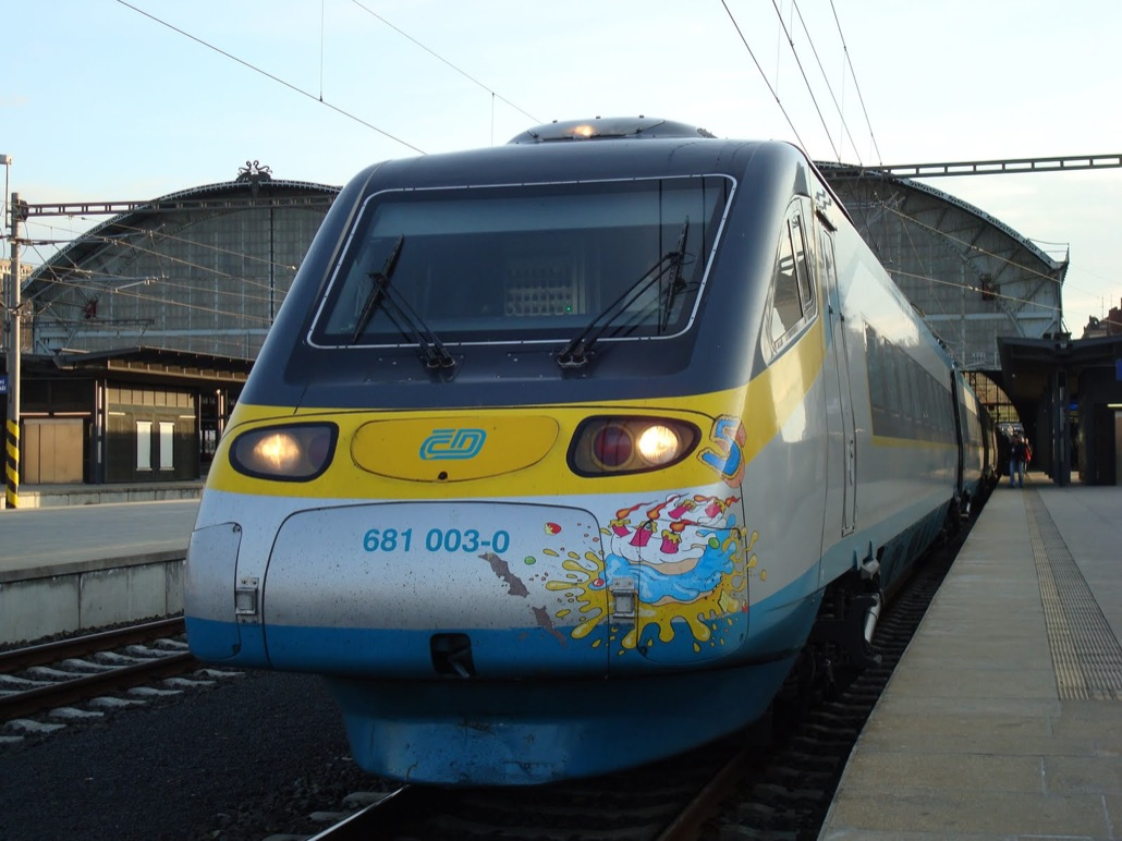 Как доехать из Мюнхена в Прагу на поезде